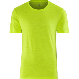 Icebreaker Tech Lite Shortsleeve Shirt Men green